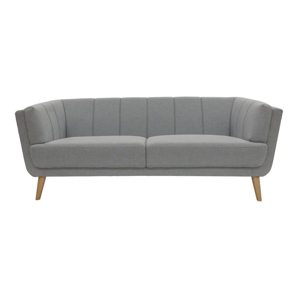 Allegra 2.5 Seat Sofa Sky_1 Front