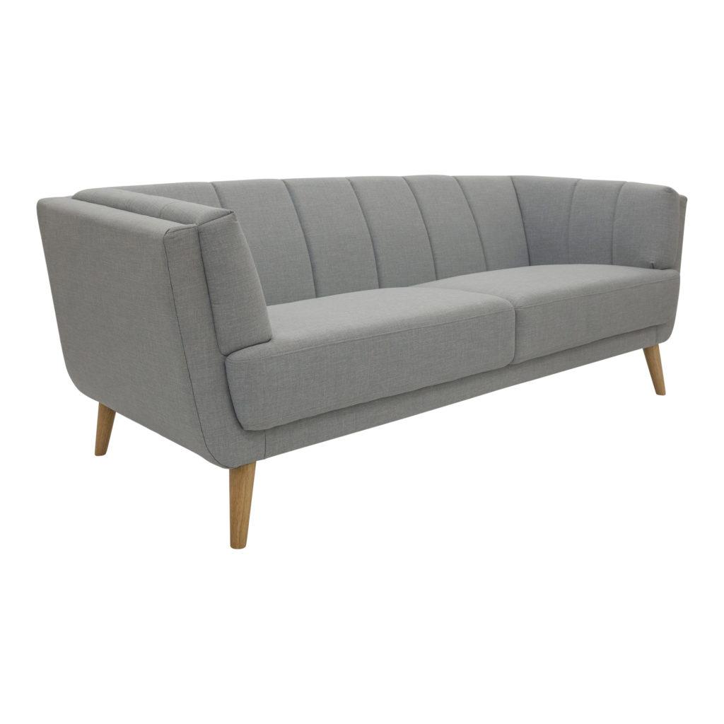 Allegra 2.5 Seat Sofa Sky_3 Front Angle