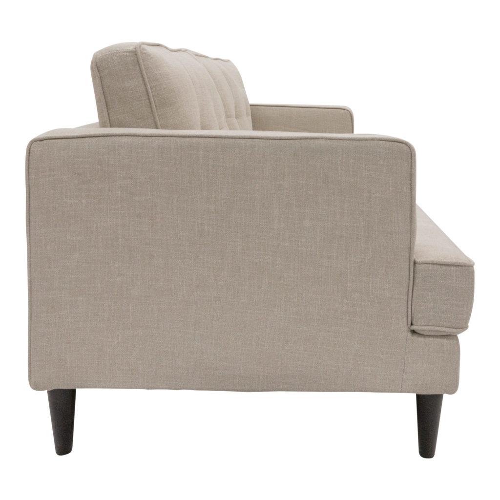 Bailey 2.5 Seat Sofa Huskey_2 Side