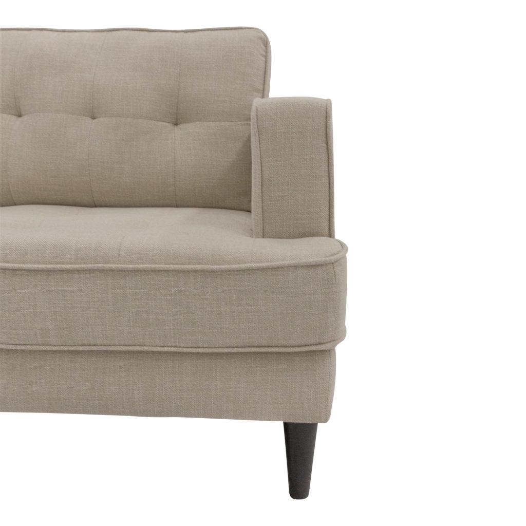 Bailey 2.5 Seat Sofa Huskey_4 Detail