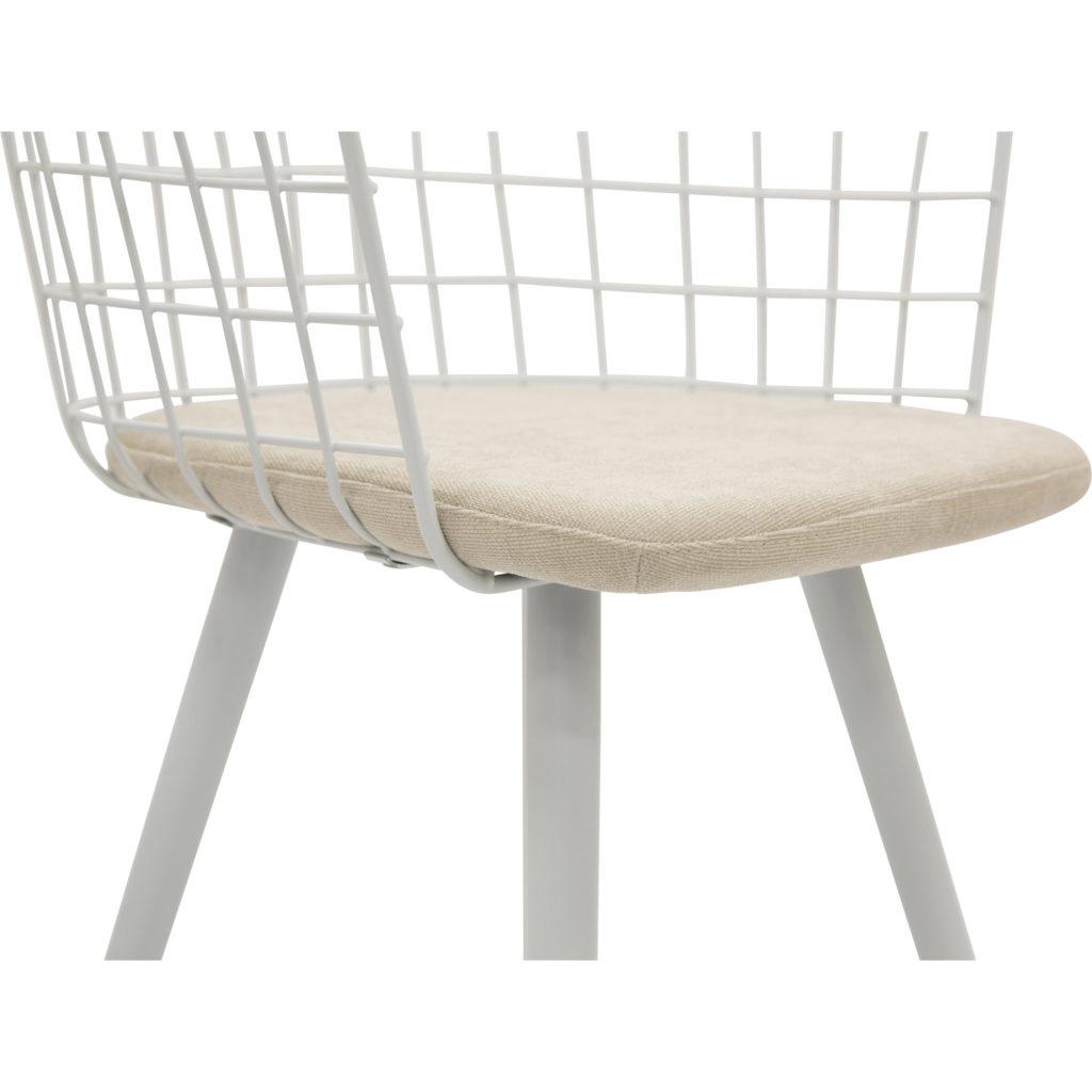 Loft Dining Chair White_6 Detail_1