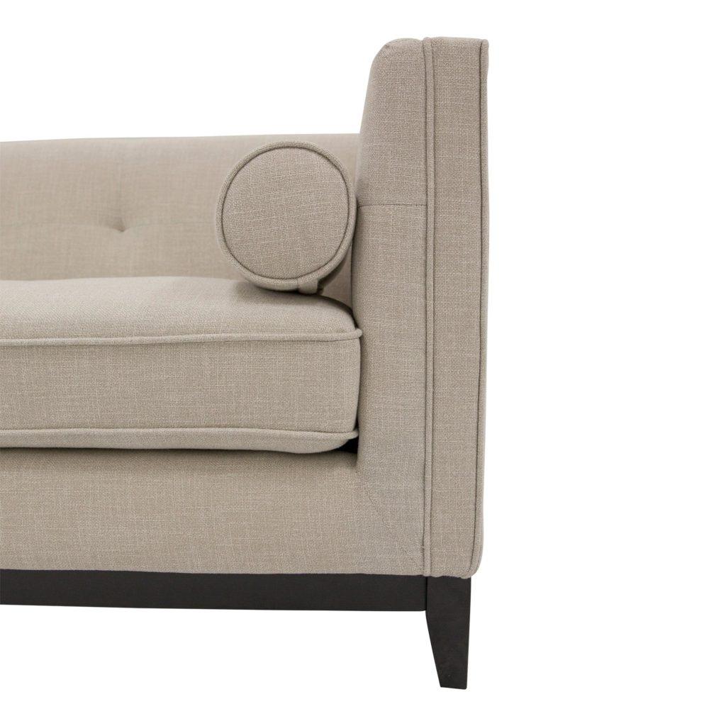 Ruby 2.5 Seat Sofa Ivory_4 Detail