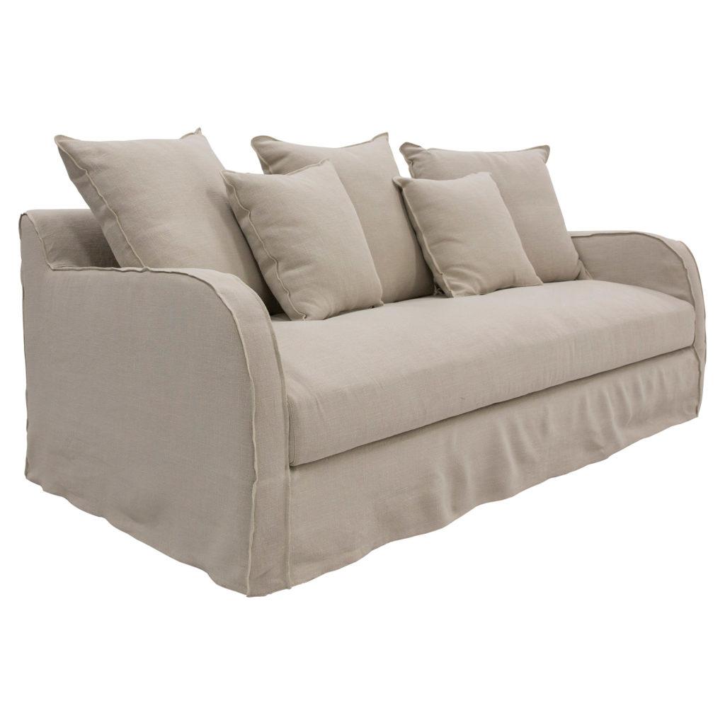 Easton 3 Seat Sofa Oat_3 Front Angle