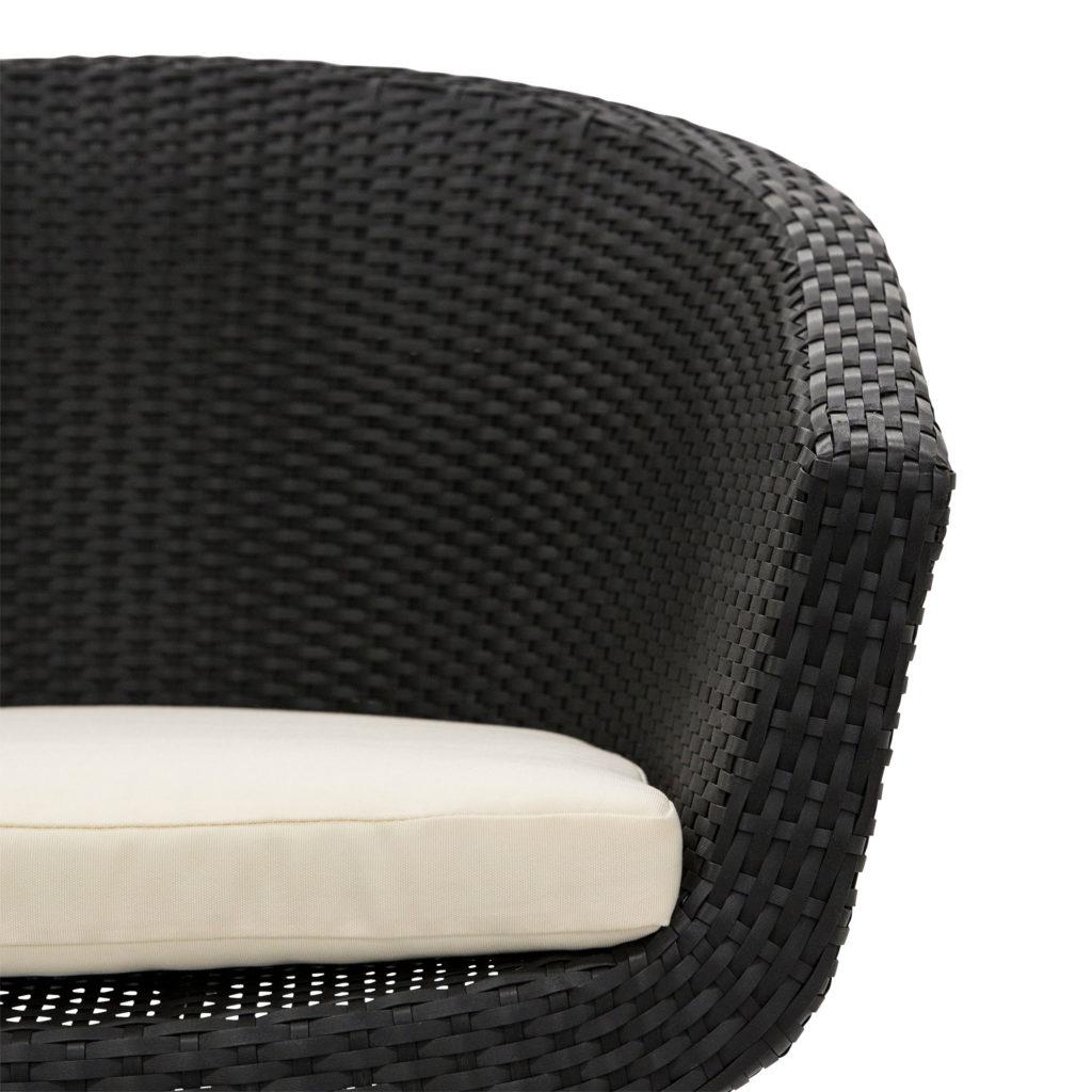 Jasper Armchair-Occasional Chair Black_5 Detail