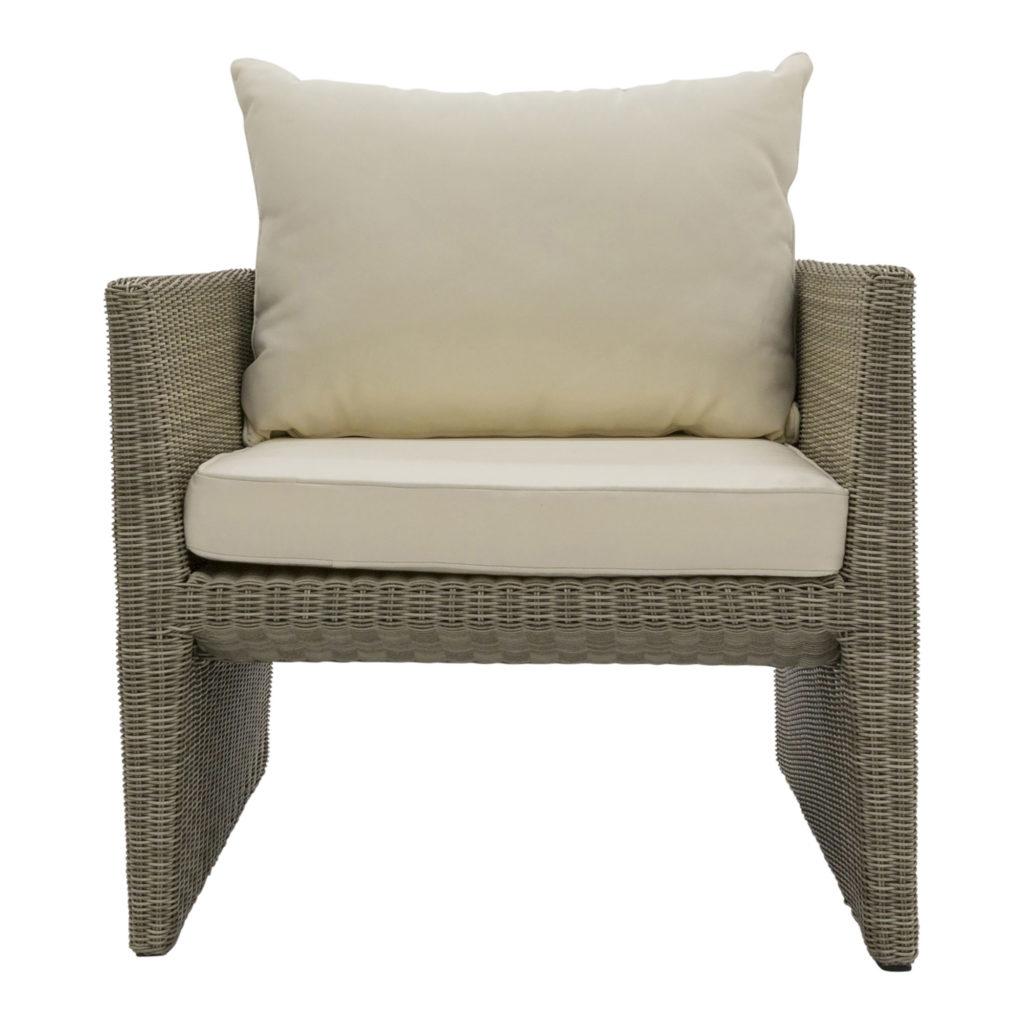 Tallow Outdoor Armchair Beige_1 Front