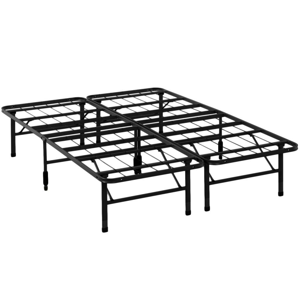 SmartBase+Metal+Platform+Bed+Base